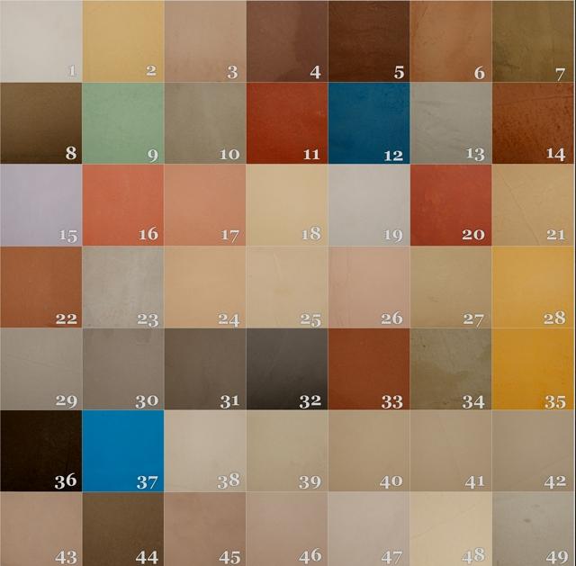 colori ral resina pavimenti e pareti elenco completo per il colore pareti per il colore pavimento in resina sottosopra resina epossidica - Resine Color