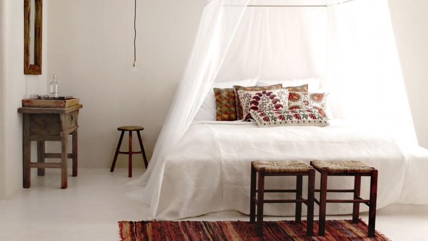 Dettaglio pavimento in resina camera da letto - Pavimento camera da letto ...